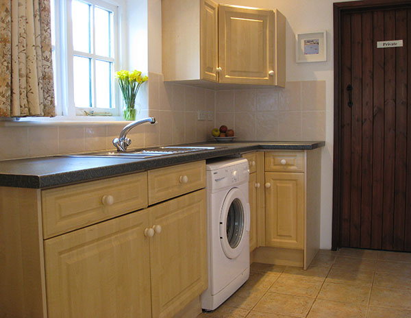 Blisland cottage utility room charming 17th century for Utility rooms uk